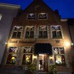 Prinsenhof Hotel Facade