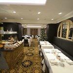Prinsenhof Bruges_Restaurant