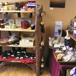 Accessories and wholesome snack foods galore