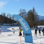Cross-country Start and Fnish