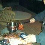 BBQ AT KERNLODGE