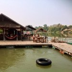 the floating restaurant, great time but needs attention!
