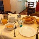 breakfast (5euro)