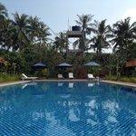Famiana village pool