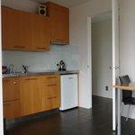 Aria kitchen/dining