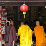 visiting monks
