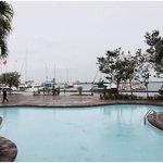 Big resort pool