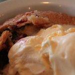 olalileberry dessert--pretty good