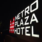 Metro Plaza Hotel - From The Roof