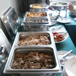 Buffet weddings at Alfred Coles House