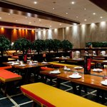 the noodle house at Jumeirah Emirates Towers