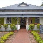 Stoep Cafe Exterior