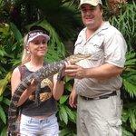 Lookout it's a Croc!!