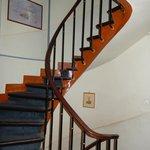 лестница внутри