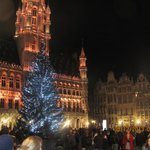 Cristmas in Brussels