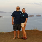 Bill & Nadine Beard, Gulf Of Papagayo, Guanacaste In Costa Rica
