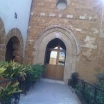 cortile interno della chiesetta