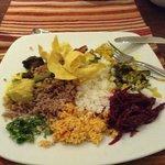 Abundant Family Style Dinner