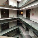 Pasillo del 3º piso
