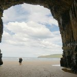 Cathedral Caves - Catlins NZ