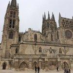 Catedral desde el Arco de Santa María