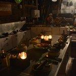 Köket i strömavbrott
