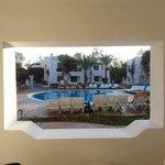 smaller pool near reception x