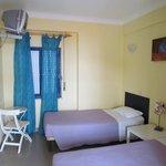 Lagos Youth Hostel Foto