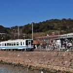 ゆりかもめの浜名湖佐久米駅