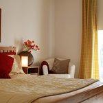 Master Bedroom, self-catering Gite Mawrguerite