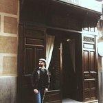 Chulapo en la Venencia