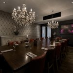 Our lovely Private Dining Room