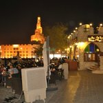 the ICC from the souq waquif