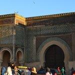 Bab Mansour Gate  centrale al cala sole