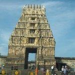 Belur gopuram