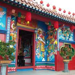 Very well maintained temple~