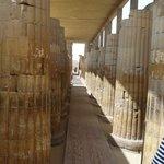 Polished columns