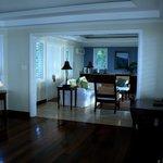Churchill's lounge