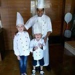 Mini-chefs Kids - Club Activity