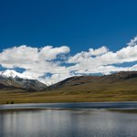Stop along the route to Mt Sunday/Edoras