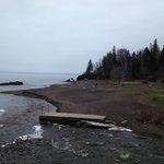 Lake Superior from Lutsen Resort