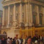 Parte de la fachada Museo de Versalles Palacio de María Antonieta