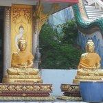 У подножия Будды