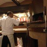 cuisson au feu de bois un régal