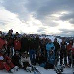 Quod ski trip