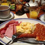 Very good English breakfast!