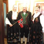 Guests from Norway
