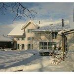 Landhaus Peters im Winter