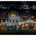 Landhaus Peters by night