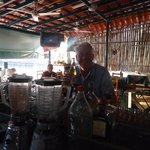converstional sit up bar